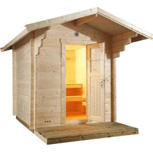 Sauna buiten kopen
